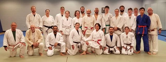 New Hampshire Judo